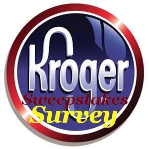 Tell Kroger Sweepstakes - www.krogerfeedback.com