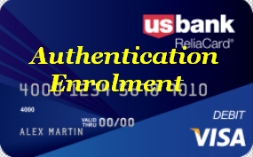 DCS Relicard Strong Security Authentication Enrolment
