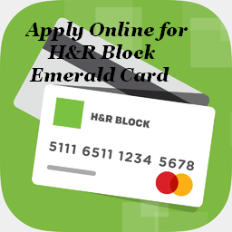 H&R Block Emerald Card Apply Online – Application for HR Prepaid MasterCard