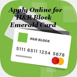 H&R Block Emerald Card Apply Online – Application for HR Prepaid MasterCard