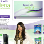Selena Sweepstakes for Disney Channel and Xbox Grand Prize