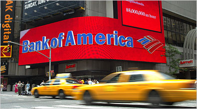 Bank of America Cash Pay Card