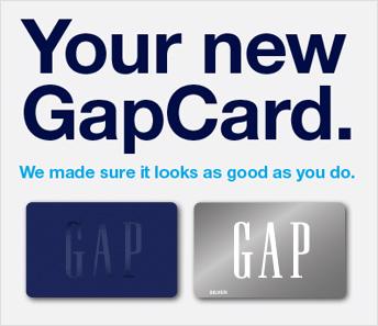 Gap VISA Card Login