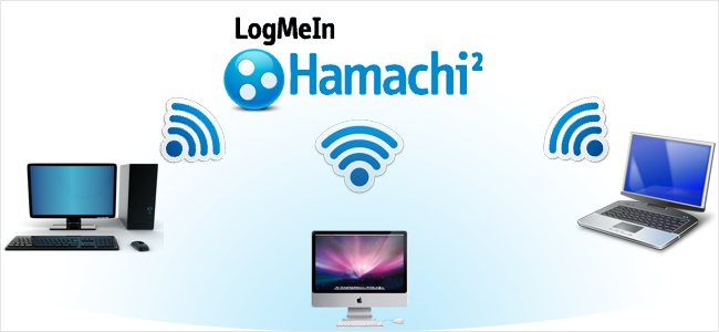 Hamachi - Create and manage  virtual networks