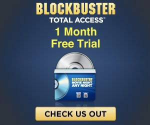 Get a 30 Day Free Trial to Blockbuster Total Access