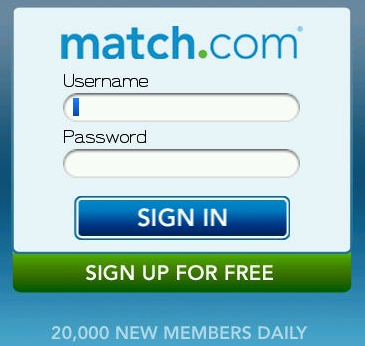 www.Match.com Sign In