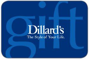 Dillard's Card Image