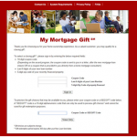 Wells Fargo Mortgage Gift Letter Form – Order Gift on Mymortgagegift.com