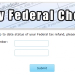 Track My Federal Refund 2017 – Check Refund Status Online