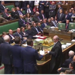 Brexit: UK Government Wins First Commons Vote
