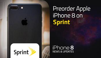 iphone 8 plus sprint pre order
