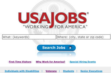 USAJOBS Advanced Search