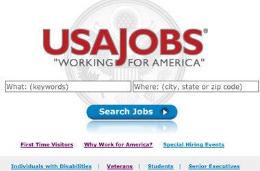 USAJOBS Advanced Search