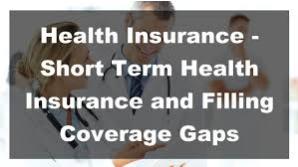 Stopgap Health Insurance Option