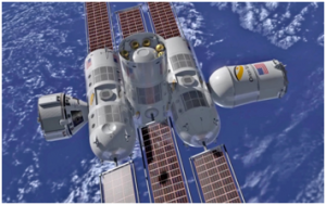 First Luxury Hotel in Space by Orion Span