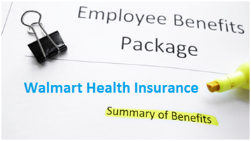 Walmart Health Insurance Open Enrollment 2018