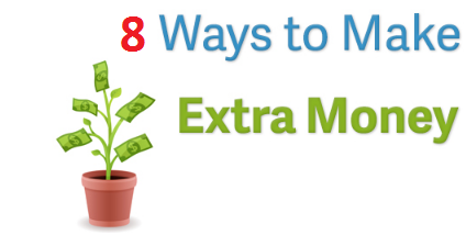 Best Ways to Earn a Little Extra Money