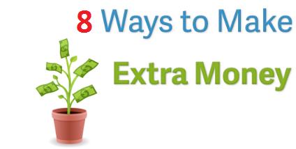 Best Ways to Earn a Little Extra Money