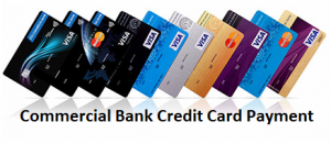 Commercial Bank Qatar Credit Card Payment