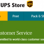 Access UPS Store Survey 2021 to Win $1k