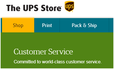 UPS Store Feedback Survey 2018