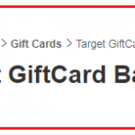 Target Balance Gift Card: www.target.com/giftcards balance Check and Create a New Account