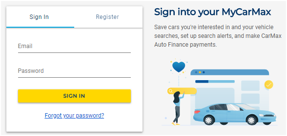 CarMax Auto Finance payment options