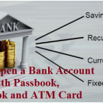 How to Open a Bank Account with Checkbook and ATM Card: Online Form