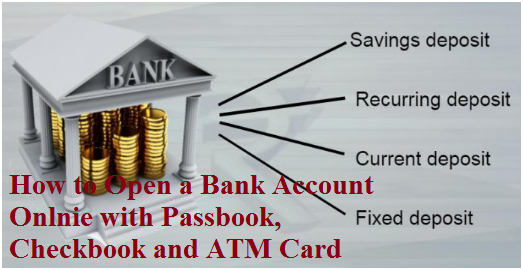Open a Bank Account Online