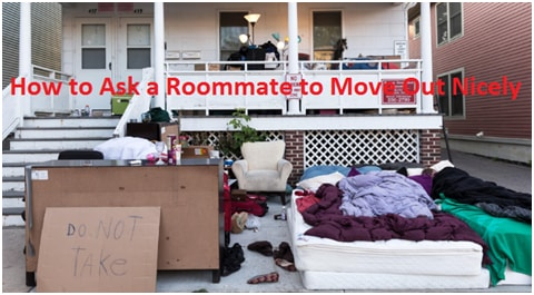 Tips to Ask a Roommate to Move Out