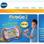 Get Rewards on www.vtechkids.com/download MobiGo2