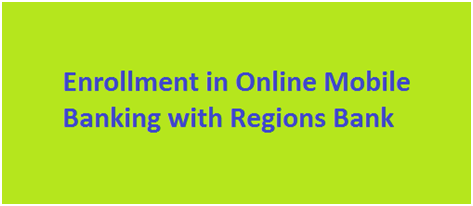 Enroll in Online Mobile Banking