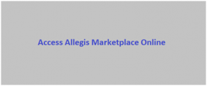 Access Allegis Marketplace Online