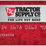 Several ways to Pay Your Tractor Supply Credit Card