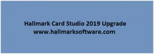 Hallmark Card Studio 2019 Upgrade Deluxe