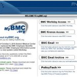 Mybmc.org Login: Access Boston Medical Center Online