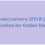 Dtlr.com/careers: DTLR Job Application for Online Hiring