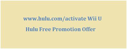 Hulu Free Promotion Offer