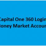 Capital One 360 Login Money Market Account: Capitalone.com/reimagined