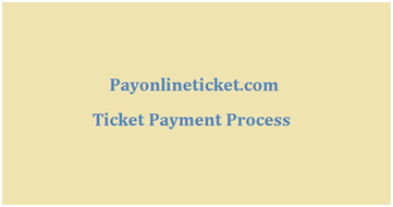 Ticket Payment Process
