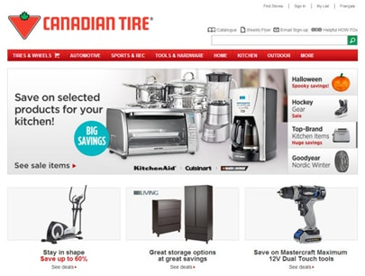 Canadian Tire MasterCard Login