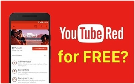 YouTube Premium Free Trial 3 Months